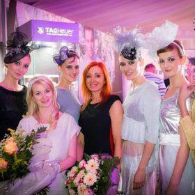 Pokaz mody na Binowie z Kasią Hubińską
