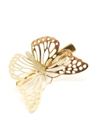 spinka w kształcie motyla