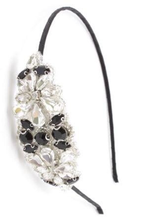 opaska z biżuteryjną aplikacją